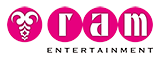Logo Ram Entertainment